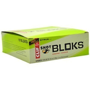CLIF BAR SHOT BLOKS ENERGY