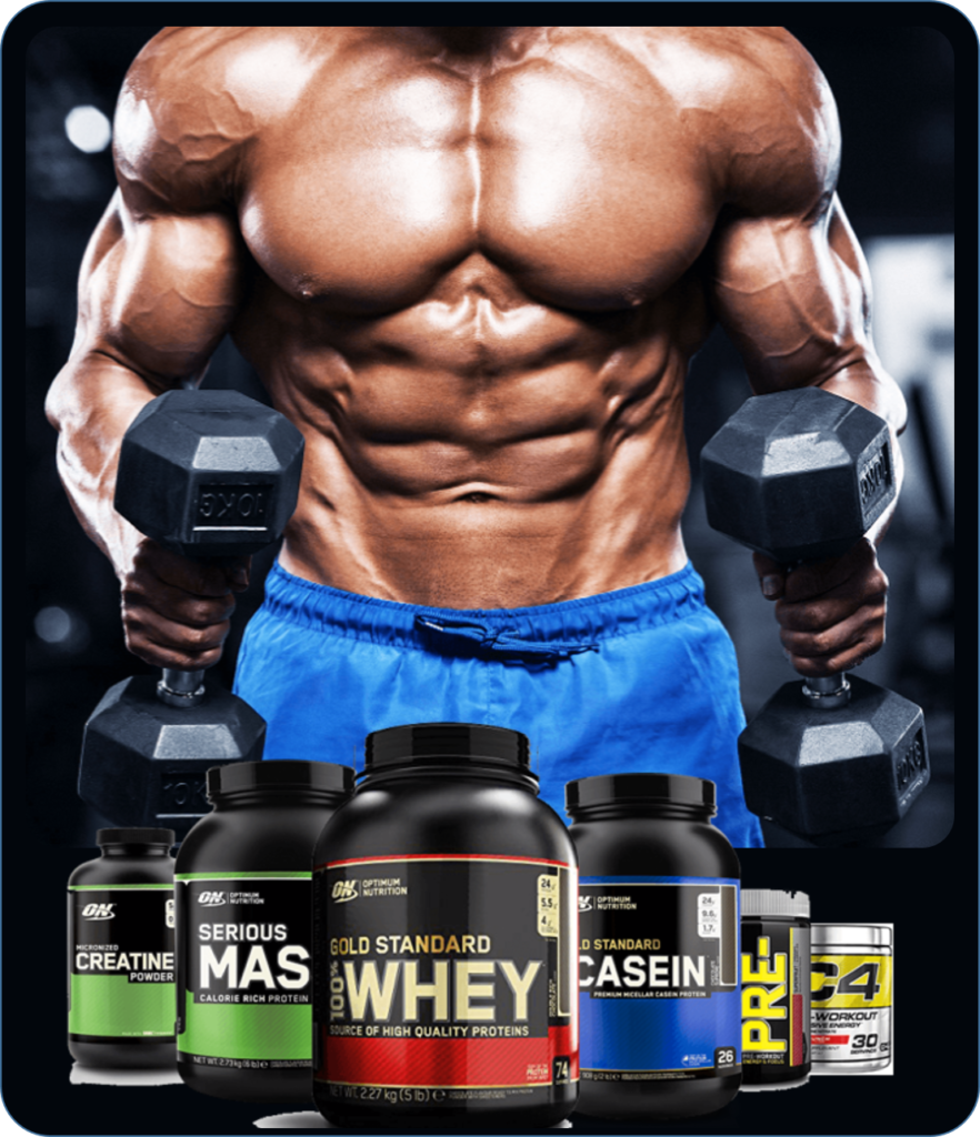 Bodybuilding And Nutrition Supplement